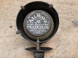 1920's Variometer Variocoupler