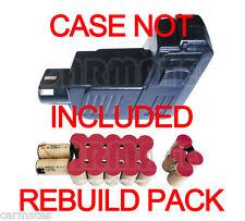 Battery Recelling Pack For HILTI 24V BP40 BP42 3.0Ah Ni-MH Heavyduty for Rebuild