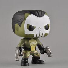 #118 Funko Pop Marvel Nemesis Punisher Vinyl Bobble Head Collectible Figure Toy