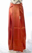 Thai silk blend traditional  pattern fabric 31