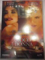 GIOCO DI DONNA - DVD ORIGINALE - visitate il negozio ebay COMPRO FUMETTI SHOP