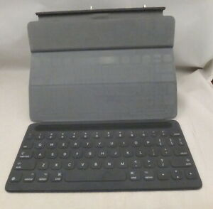 "Apple Smart Keyboard for 10.5"" Inch iPad Pro A1829 Genuine OEM - Gray"