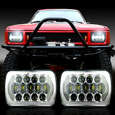 LED Chrome Projector Headlights *Low Beam Only for Toyota Pickup 4Runner Tacoma
