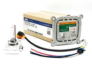 OEM for Lincoln MKC MKS MKT MKX Xenon Ballast & D3S Bulb Kit Control Unit Module
