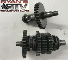 2000 Yamaha Grizzly 600 4x4 Transmission Assembly