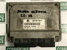 CENTRALINA ECU SKODA OCTAVIA -  06A906033K -5WP40039