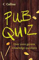 Collins Pub Quiz Book (Paperback book, 2004)