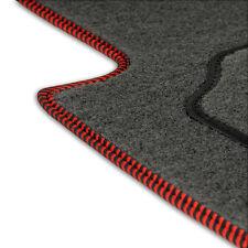 Fußmatten Auto Autoteppich für Nissan Navara Pick Up 2 Türen 1999-2005 CASZA0401
