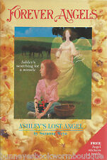 ASHLEY'S LOST ANGEL Forever Angels NEW Suzanne Weyn GUARDIAN Fiction PAPERBACK