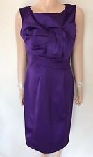New Divine KAREN MILLEN Ruffle Formal Dress Size Us 10 Uk 14 Eu 42 RRP$400+