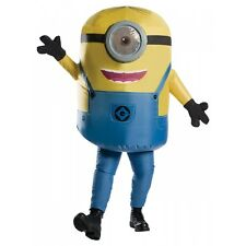 Inflatable Minion Costume Adult Halloween Fancy Dress