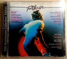 FOOTLOOSE: Original Soundtrack REMASTERED CD-15th ANNIVERSARY-(Bonus Tracks)-VGC