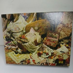 """Vintage Springbok """"Seams Like Yesterday"""" Over 500 Pieces Jigsaw Puzzle"""