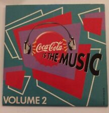 Coca Cola is the music CD volume 2