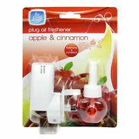 Pan Aroma Plug in Air Fresheners Apple and Cinnamon