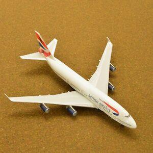 Herpa 1/500 BA British Airways Boeing 747 One World Livery No Box No Reg No