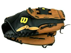 "Wilson Elite Softball Baseball Glove A0360DK13 Right Hand 13"" Leather Mitt RHT"