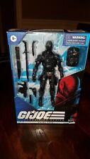 """Hasbro 6"""" G.I. Joe Classified #02 Snake Eyes"""
