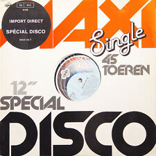 MAXI DISCO SINGLE Stars on 45 FR Press CNR 151.028 1981 Maxi 45