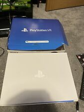 Sony PlayStation 4 PS4 VR Headset PSVR V1 CUH-ZVR1 - Fully Working Bundle Boxed