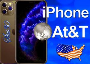PREMIUM FACTORY UNLOCK SERVICE FOR AT&T iPhone 13 12 Pro Max Mini 11 Xs Xr X 8 7