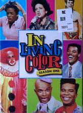 IN LIVING COLOR - SEASON ONE - JIM CARREY, DAMON WAYANS - (3) DVD SET - SEALED