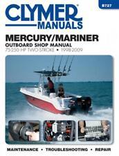 Mercury Boat & Watercraft Repair Manuals & Literature for