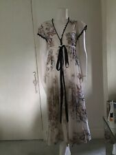 Malene Birger Designer Dress Floral New With Tags