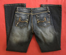 "DKNY Times Square Jeans Size 5R 30x31.5""        Donna Karan Stretch Denim"