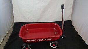"Kids Toy Mini Radio Flyer Little Red Wagon Doll Size 12"" x 7"" x 5"""