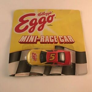 Kellogg's Eggo Waffles Mini-Race Car #5 Terry Labonte 1997 Chevy Monte Carlo