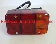 MAHINDRA TRACTOR REAR 3 IN 1 LAMP LEFT SIDE WITHOUT T HOLDER -6420