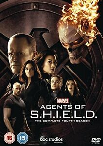 Marvels Agents Of S.H.I.E.L.D. - S4 DVD [2018][Region 2]