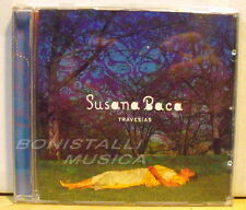 SUSANA BACA - TRAVESIAS - CD NUOVO