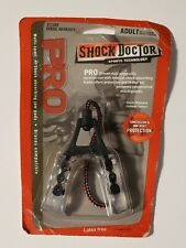 Shockdoctor Pro Adult Ages 11+ Multi-Sport Mouthguard Brand New