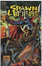 MEDIEVAL SPAWN WITCHBLADE #1 Gold Foil ETM Exclusive VARIANT Image NM -pe9