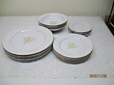 12 Pc. International Porcelain Brighton Collection CAMILLIA China See Descriptio