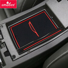Gate slot pad For Ford Escape 2017 2018 2019 KUGA Door Pad Cup Non-slip mats