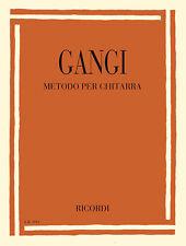 MARIO GANGI METODO PER CHITARRA  ER 3013 NUOVA EDIZIONE COMPLETA  vol.1°+2°