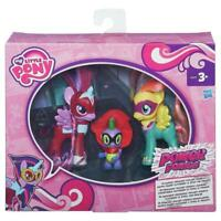 MY LITTLE PONY POWER PONIES EXCLUSIVE 3 PK TWILIGHT FLUTTERSHY & SPIKE SET TOY