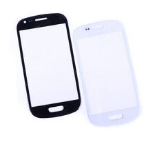 Extérieure Verre De L'ecran Objectif Pour Samsung Galaxy S3 Mini i8190- Bleu