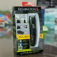 Remington Lithium Power All-In-One Men's Grooming Kit Beard Trimmer All in 1