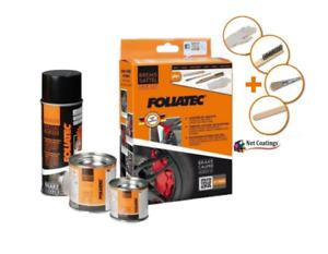 FOLIATEC Kit Vernice Pinze Freno Alte Temperature Colori a Scelta Tuning Auto
