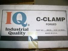 """10"""" Forged C-Clamp 410 Industrial Quality #38410 (Dd3452)"""