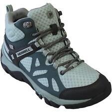 Merrell Outright Edge Mid WTPF Womens Sedona/Glacier Sneakers Size 9.5