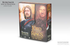 Sideshow Lord of the Rings BOROMIR DENETHOR Exclusive Figure LotR Hobbit Rare