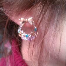Crystal Rhinestone Noble Ear Stud Earring 1 Pair Wom 000043Dd en Jewelry Fashion Colorful