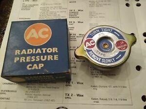 RADIATOR PRESSURE CAP - AUSTIN MINI COOPER A110 MGC & RILEY ELF WOLSELEY HORNET