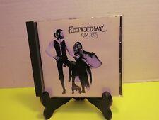 Fleetwood Mac Rumours CD Sleeve Inside W/Lyrics 1977 W/Case