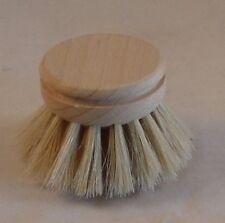 Plat Brosse Remplacement Tête poils souples
